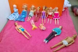 Barbie dolls, Toys and house Halls Head Mandurah Area Preview