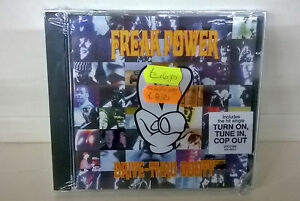 Freakpower-Drive-Thru-Booty-CD-Nuovo-Sigillato