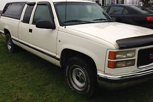 1996 GMC Sierra 2500 extended cab for sale