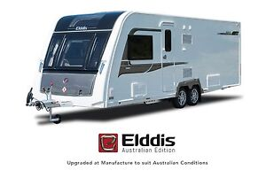 Elddis Avenger Storm | Luxury Double-Axle | Island Bed Burleigh Heads Gold Coast South Preview