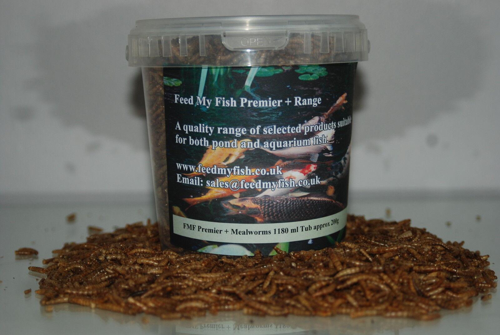 Getrocknete Mehlwürmer Für Vögel