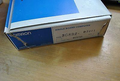 Nib Omron 3g8b2-bi011 Circuit Board Single Board Computer 3g8b2bi011