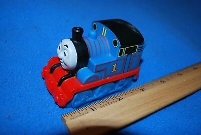 Thomas & Friends Thomas The Train Engine Toy Rubber Sqeek Toy Toddler 3""