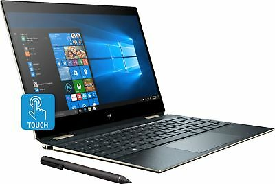 "HP - Spectre x360 2-in-1 13.3"" UHD Touch-Screen Laptop - Intel Core i7 - 16GB..."