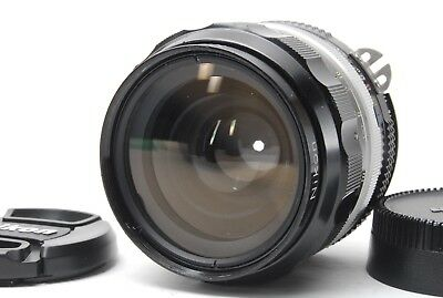 Excellent+++++ Nikon NIKKOR-O Auto 35mm f/2 Ai Converted Manual Focus Lens Japan