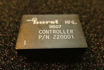 Pn 220001 - Hurst Mfg. Controller Stepper Motor 6-24 Vdc 1 Piece Lot