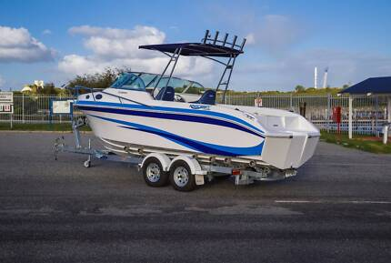 Kingcraft Classique21 *BRAND NEW* Stage 3 hull only $33,766!
