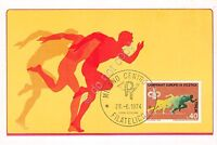 Cartolina - Maximum - Corsa - Campionati Europei Atletica - 1974 -  - ebay.it