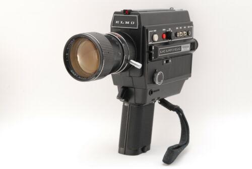 ⊛EXC++++⊛ ELMO super8 Sound 1000S macro super8 film movie camera from JAPAN