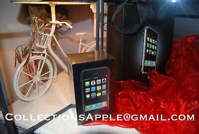 Apple iPhone 1st 2G 4Gb 4 GB NUOVO IMBALLATO SEALED RARE