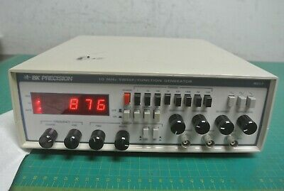 Bk Precision 4017 10 Mhz Sweepfunction Generator