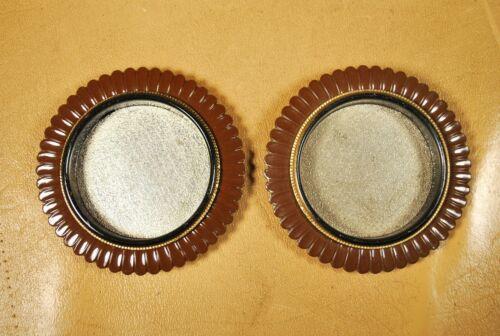 2 Unused Japanese Door Pulls / 1 Pair / Tansu Fusuma Hikite Hardware
