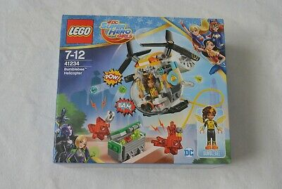Lego DC Super Hero Girls - Bumblebee Helicopter - Set 41234 -  OVP - Neuware