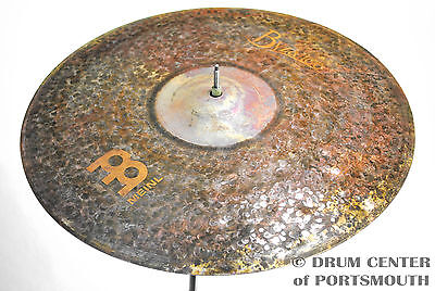 Extra Dry Thin - Meinl Byzance Extra Dry Thin Crash Cymbal 17 - Video Demo