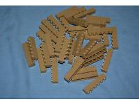 1 x Lego System Bau Basic Grund Platte blau 16x32 Wasser 10234 4226002 2748 3857