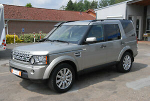 Land Rover Discovery 4 SDV6 HSE Schiebedach/7 Sitze