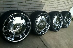 Used Rims For Sale Near Me >> Used 24 Inch Rims Ebay