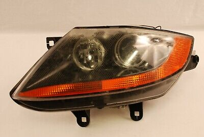 2003-2005 BMW Z4 LH Left Drivers Side OEM Headlight HID Xenon Black