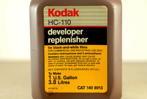 Kodak HC110 Developer Replenisher