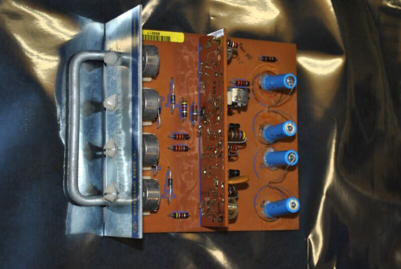 "GE FANUC S ""S"" CURVE INTEGRATOR GENERATOR BOARD 193X701CRG01 REBUILT"