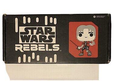 Star Wars Rebels Smugglers Bounty Box Funko POP Complete L Maul Rex