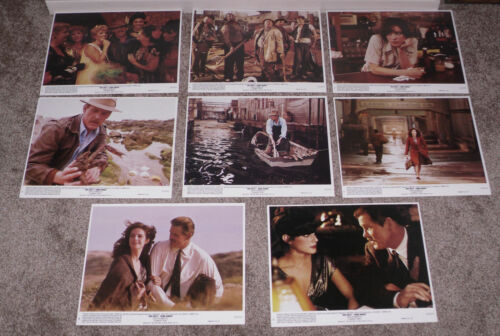 CANNERY ROW original 1982 color photo lobby set NICK NOLTE/DEBRA WINGER
