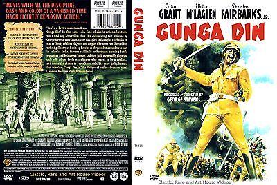 Gunga Din ~ New DVD ~ Cary Grant, Douglas Fairbanks Jr. (1939)