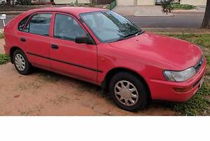 1997 Toyota Corolla Hatchback (o.n.o.) Port Augusta Port Augusta City Preview