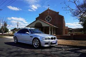 BMW E46 M3 SMG - PRICED TO SELL - CHEAPEST IN AUS Wellard Kwinana Area Preview
