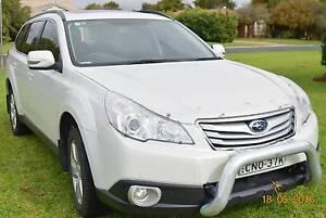 2010 Subaru Outback Wagon Dubbo Dubbo Area Preview