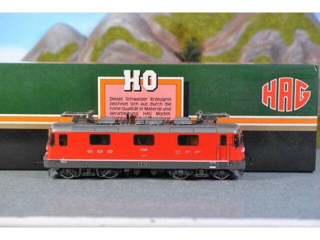 Hag H0 Br. Re 4/4 II 11396 E-Lok der SBB Nr 165