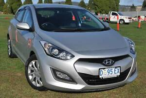 2013 HYUNDAI I30 ACTIVE 5 SPEED MANUAL HATCH - ONLY 56,000 KLMS ! North Hobart Hobart City Preview