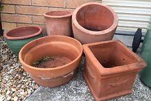 Bulk Lot of Terracotta Garden Pots Beenleigh Logan Area Preview
