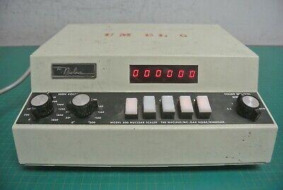 Model 500 Nuclear Scaler Scintillation 2