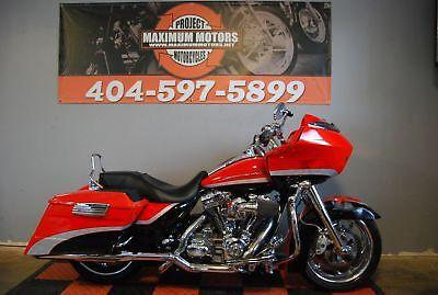 2009 Harley-Davidson Road Glide®  2009 ROADGLIDE FLTRSE3 SCREAMIN EAGLE CVO EZ FIX SALVAGE REBUILDER PROJECT !!!!