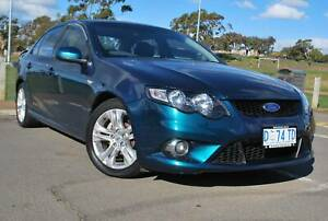 2009 FORD FALCON XR6 SEDAN AUTOMATIC - GREAT CONDITION ALL ROUND North Hobart Hobart City Preview