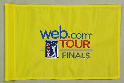 WEB.COM FINALS PGA TOUR OFFICIAL GOLF PIN FLAG FREE SHIPPING