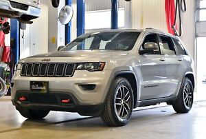2017 Jeep Grand Cherokee TRAILHAWK * TOIT OUVRANT * HITCH * 8.4P