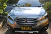 2016 Subaru Outback SUV Seaforth Manly Area Preview