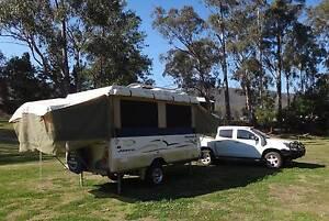 2009 Jayco Flamingo Outback Ipswich Region Preview