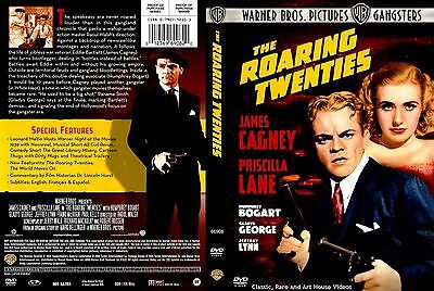 The Roaring Twenties ~ New DVD ~ James Cagney, Bogart (1939) WBHE - Roaring Twenties Gangsters