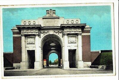 CPA-Carte postale-Belgique-Ypres-Ieper - Porte de Menin- S316
