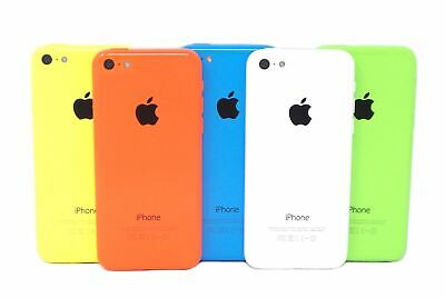 """Apple iPhone 5c 4"""" Smartphone Factory Unlocked T-Mobile AT&T Verizon All Colors"""