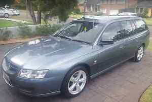 2005 Holden Commodore Wagon Leonay Penrith Area Preview