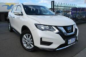 2017 NISSAN XTRAIL ST AWD AUTOMATIC - ONLY 61,300 KLMS - TOP CAR !!! North Hobart Hobart City Preview