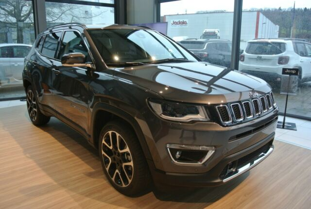 JEEP Compass 1.3 T-GDI 110kW Limited DCT