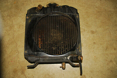 Kubota B5100 Z500 Tractor Engine Parts Radiator Cooling Parts Good Condition