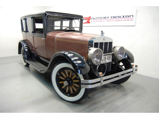 Other Makes Franklin 11A TRUE ICON! 1925 Franklin 11A Sedan - Superior Condition! Mechanically Sound!