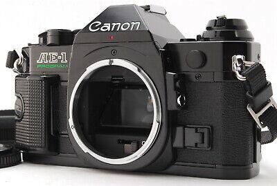 【Mint】Canon AE-1 Program 35mm SLR Film Camera Body From Japan