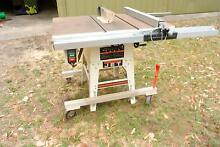 Contractor (Model JWTS-10JF) Table Saw Ballarat Central Ballarat City Preview